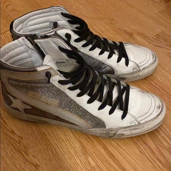 Golden Goose Slide Sneakers Size 39